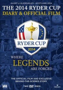 Ryder Cup: 2014 - Official Film and Diary - 40th Ryder Cup, DVD