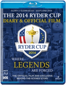 Ryder Cup: 2014 - Official Film and Diary - 40th Ryder Cup, Blu-ray