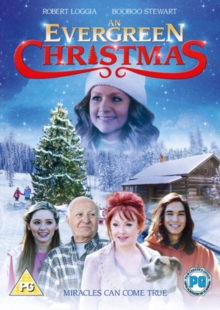 An  Evergreen Christmas, DVD