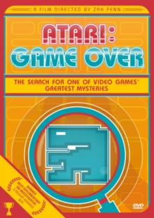 Atari - Game Over, DVD