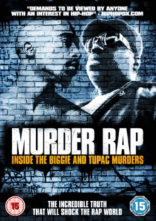 Murder Rap - Inside the Biggie and Tupac Murders, DVD