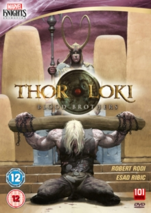 Thor and Loki: Blood Brothers, DVD