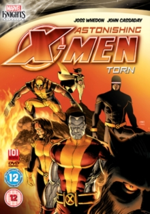 Astonishing X-Men: Torn, DVD