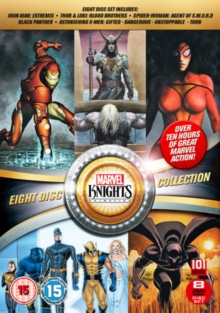 Marvel Knights: Collection, DVD