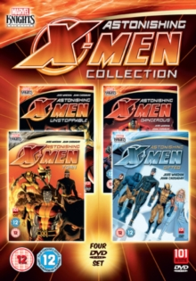 Astonishing X-Men: Collection, DVD  DVD
