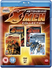 Astonishing X-Men: Collection, Blu-ray