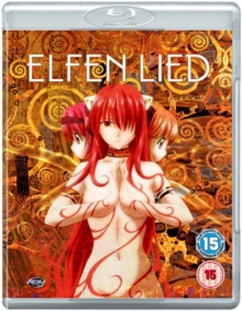 Elfen Lied: Complete Collection, Blu-ray