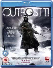 Outpost 11, Blu-ray  BluRay