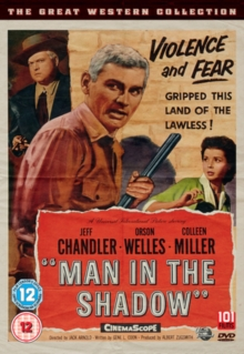 Man in the Shadow, DVD