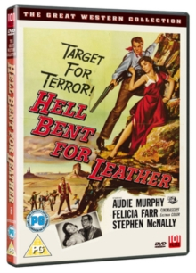 Hell Bent for Leather, DVD