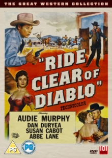 Ride Clear of Diablo, DVD