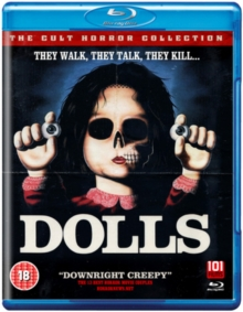 Dolls, Blu-ray  BluRay