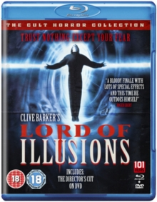 Lord of Illusions, Blu-ray