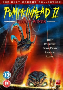 Pumpkinhead 2 - Blood Wings, DVD
