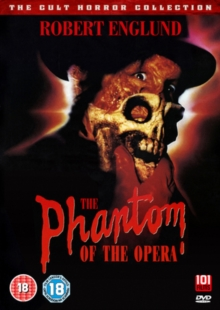 The Phantom of the Opera, DVD DVD