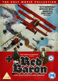 The Red Baron - Von Richthofen and Brown, DVD