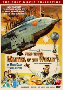Master of the World, DVD