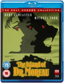 The Island of Dr. Moreau, Blu-ray