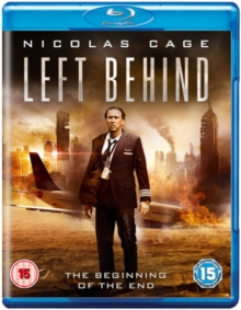 Left Behind, Blu-ray