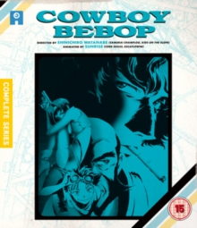 Cowboy Bebop: Complete Collection, Blu-ray