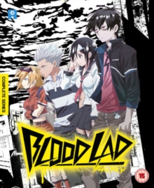 Blood Lad Collection, Blu-ray