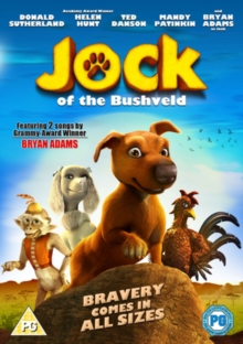 Jock of the Bushveld, DVD  DVD