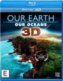 Our Earth, Our Oceans, Blu-ray