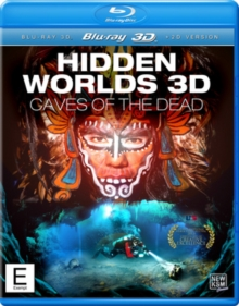 Hidden Worlds - Caves of the Dead, Blu-ray