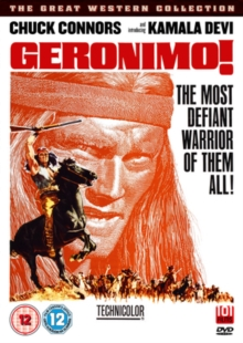 Geronimo, DVD  DVD