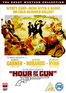 Hour of the Gun, DVD  DVD