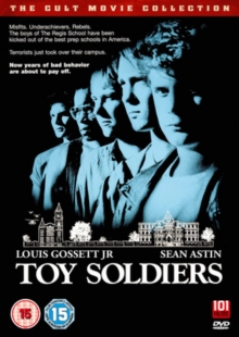 Toy Soldiers, DVD  DVD