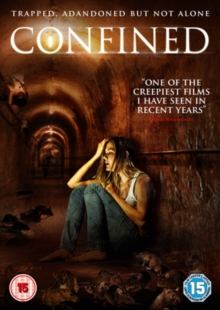Confined, DVD