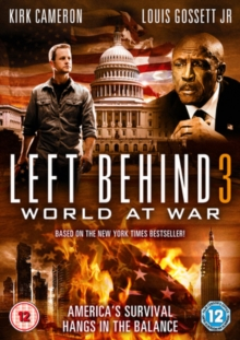 Left Behind 3 - World at War, DVD