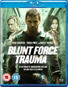 Blunt Force Trauma, Blu-ray