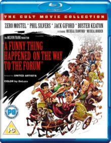 A   Funny Thing Happened On the Way to the Forum, Blu-ray
