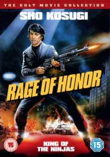 Rage of Honor, DVD  DVD