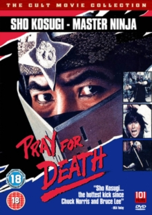 Pray for Death, DVD  DVD