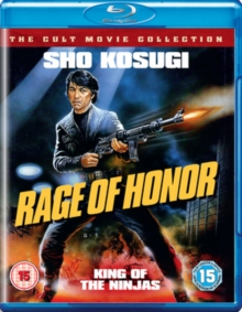 Rage of Honor, Blu-ray