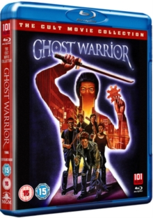 Ghost Warrior, Blu-ray  BluRay
