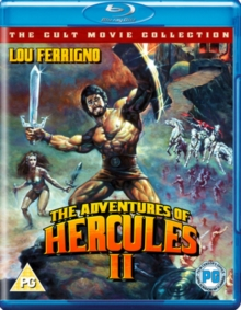 The Adventures of Hercules II, Blu-ray BluRay