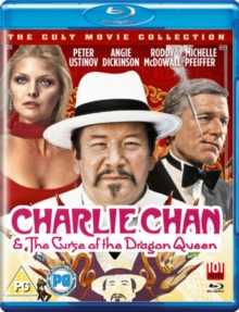Charlie Chan and the Curse of the Dragon Queen, Blu-ray