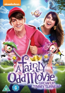 A   Fairly Odd Movie - Grow Up Timmy Turner, DVD DVD