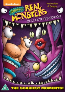 Aaahh!!! Real Monsters: Collection, DVD