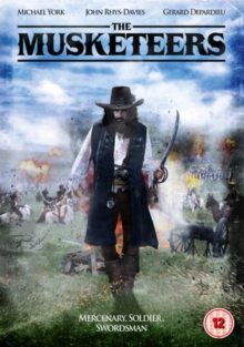 Musketeer, DVD DVD