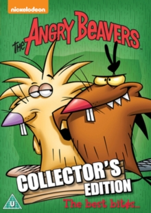 The Angry Beavers: The Best Bites, DVD