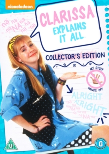 Clarissa Explains It All: Collection, DVD DVD