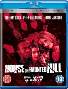 House on Haunted Hill, Blu-ray