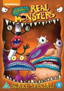 Aaahh!!! Real Monsters: Scare Special, DVD DVD