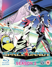 Space Dandy: Series 2, Blu-ray