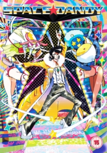 Space Dandy: Series 1 and 2, DVD